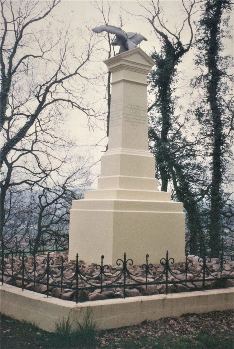 Sanierung eines Denkmals